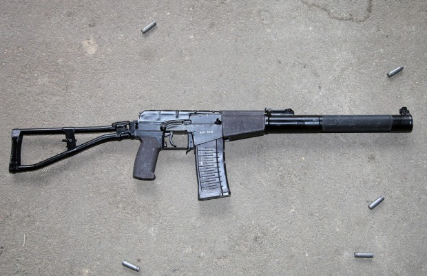 AS VAL Assault Rifle
