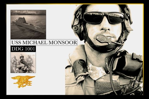This is an American Hero Worthy of Having a USS Warship Named After Him!