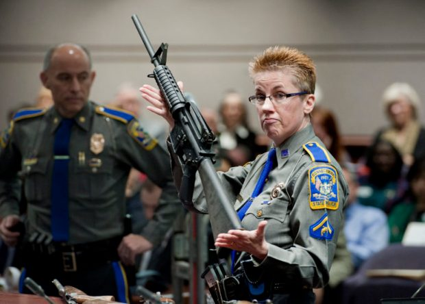 Remington Offers $33 Million Settlement to Families of Sandy Hook Shooting Victims Ar22